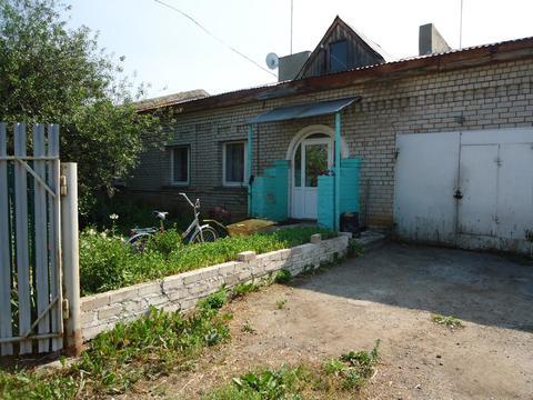 Дом в пос.Красный Ключ