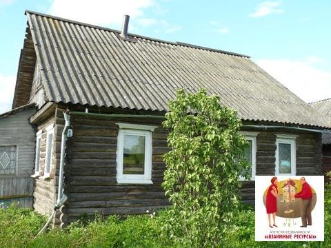 Продам дом в д. Плосково Солецкого р-на