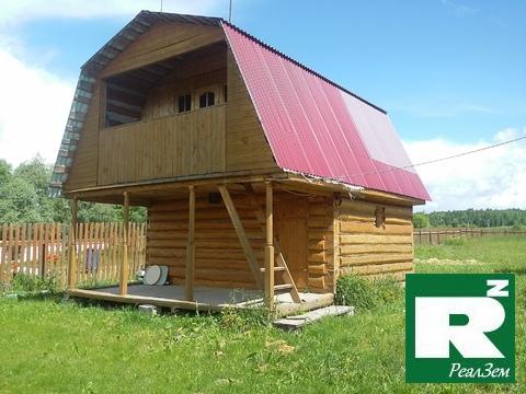 Продаются дом баня 50кв.м. в деревне Ерденево Малоярославецкий район