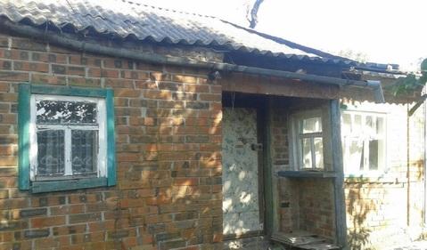 Продается 1-этажный дом, хутор Родионовка