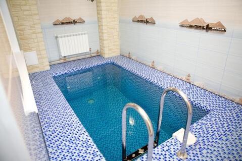 Джубга большой дом на сутки с бассейном