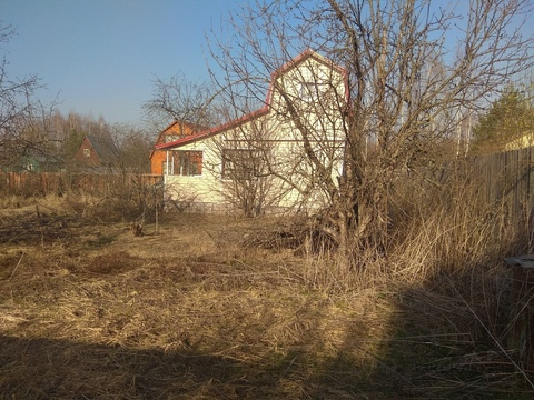 Продается дача с домом в г.Куровское