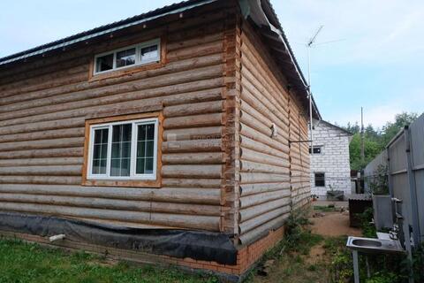 Дом 181 кв.м, Участок 4 сот. , Егорьевское ш, 17 км. от МКАД.