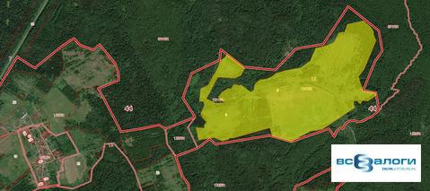Земельный участок - 1 300 162 +/- 9 977 кв. м в Костромской обл.