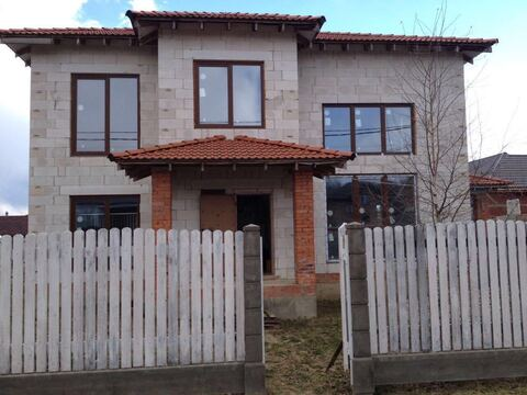 Продается дом 193 м2 на участке 12 соток в Раменском р-не