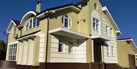 Дом 320 кв.м, Участок 12 сот. , Пятницкое ш, 25 км. от МКАД.