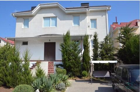 Продается новый дом на ул. Рубежная в Севастополе