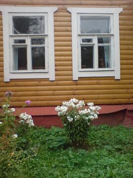 Часть дома с земельным участком
