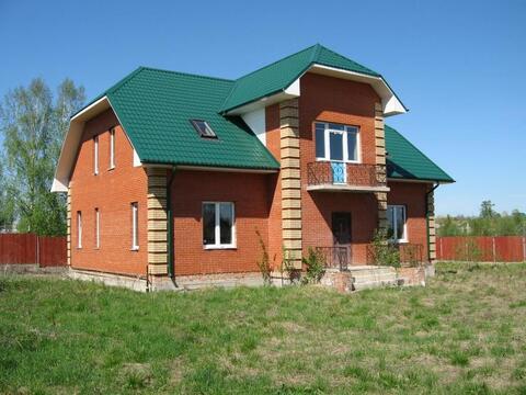 Дом 265 кв.м. на участке 12,5 соток