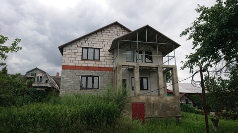 Продам дом в Ступино, Белопесоцкая 140.