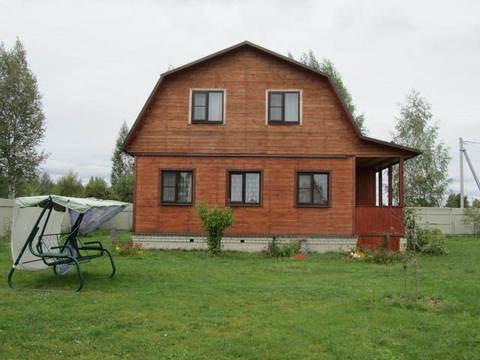 Дом на уч-ке 15 сот. в д. Афанасьево Александровский р-н Владимирская