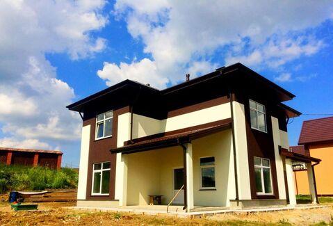 Ломоносовский р-н, д.Разбегаево. Зимний дом 220м2.