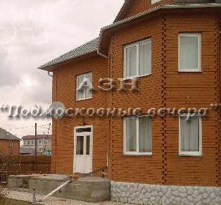 Каширское ш. 10 км от МКАД, Молоково, Коттедж 300 кв. м