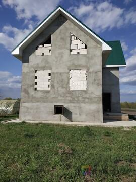 Продается 2 этажный блочный дом