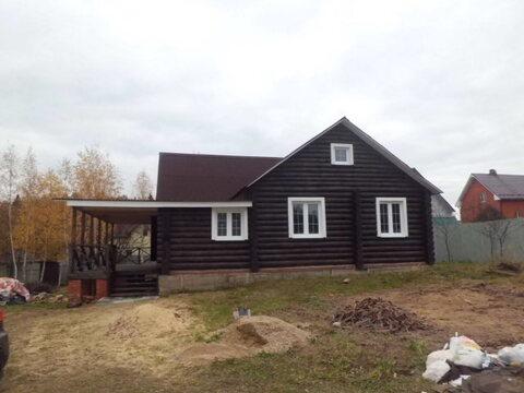 Продам дом в п. Нестерово Рузского района