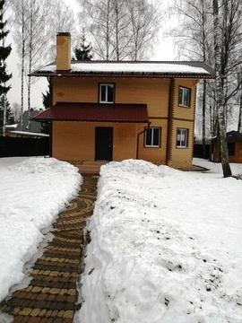 Жилой дом в СНТ