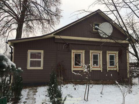 Дом, Щелковское ш, 13 км от МКАД, Ледово д. (Щелковский р-н). Дом 82 .