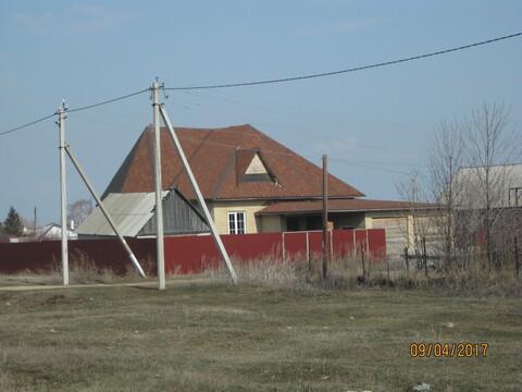 Продам недостроенный коттедж в п. Алексеевка