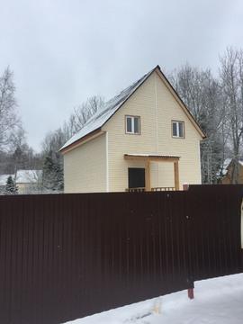 Купить дом из бруса в д. Кузенево Новая Москва поселение Щаповское