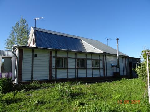 Продаётся дом 180 кв.м. на участке 6 соток в СНТ Сенежское