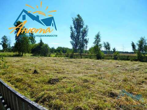 Участок 15 соток в деревне Черная Грязь Жуковского района