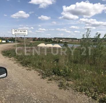 Отличный земельный участок в деревне Высокогорского района! Выставл.