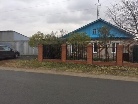 Дом Сосновский район, п.Есаульский