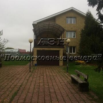Ленинградское ш. 65 км от МКАД, Погорелово, Коттедж 300 кв. м