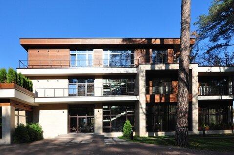 Стильный современный дом на Рублевке