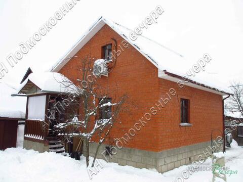 Калужское ш. 30 км от МКАД, Шаганино, Коттедж 120 кв. м