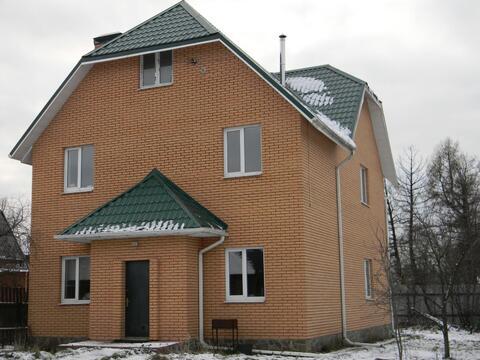 Дом 286 кв.м, Участок 10 сот. , Киевское ш, 26 км. от МКАД.