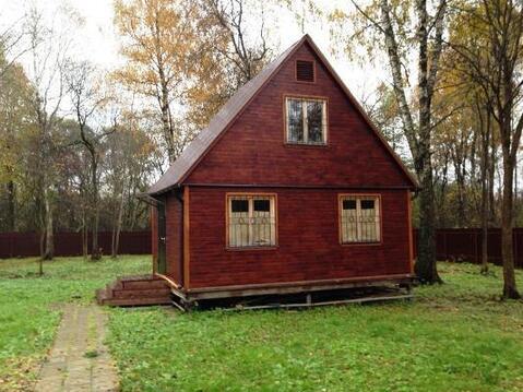 Дачный домик в дер. Акатово, Рузский район, берег водохранилища 400 м.