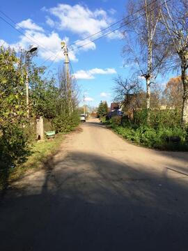 Участок 10 соток в поселке Новое-Гришино