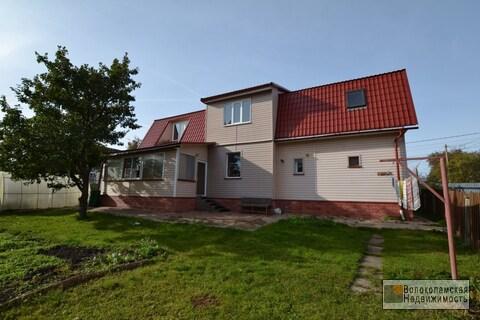 Капитальный жилой дом в г.Волоколамске на ул.Клочкова