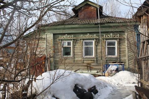 Часть дома на переулке Маяковского Заволжский район