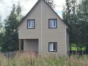 Купить дом из бруса в Ногинском районе п.им.Воровского