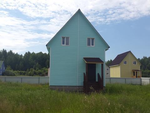 Купить дом из бруса в Чеховском районе д. Любучаны