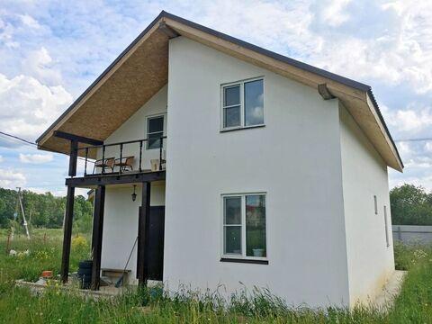 Зимний дом 120 м на участке 6,5 сот. в ДНП Улыбка Радуги