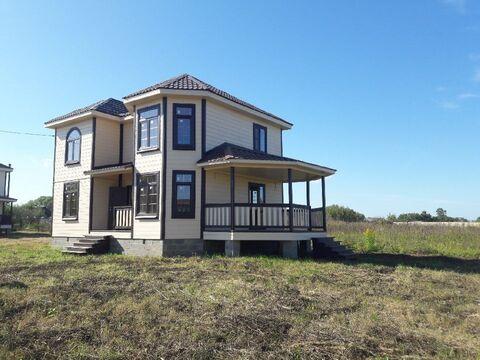 Новый двухэтажный дом в городском округе г.Переславль-Залесский
