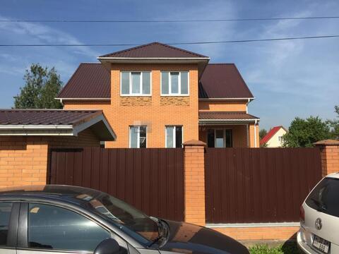 Дом 240 кв.м, Участок 10 сот. , Дмитровское ш, 20 км. от МКАД.