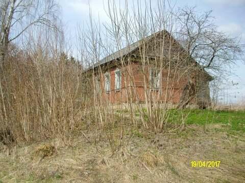 Эксклюзив! Продается участок 25 соток с домом в деревне Асеньевское.