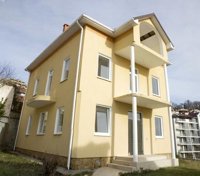 Дом с видом на море на Курортном проспекте