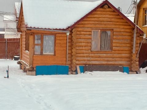 Продаётся небольшой домик с земельным участком в п. Стремилово . ЛПХ.