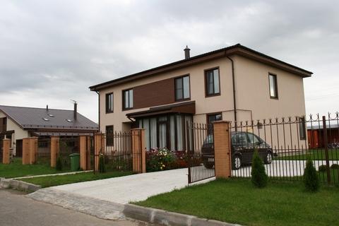 Дом 128 м2 на участке 6,62 соток в кп «Олимп», Ступинский р-н
