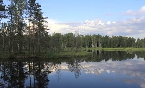 Продается земельный участок в новом поселке Пушкинского района, рядом