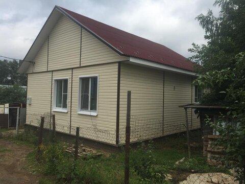 Продаётся дом в д. Манушкино
