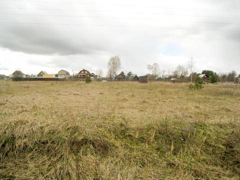 Продам земельный участок по 24 сот. под ИЖС в д.Святье в Кимрском райо