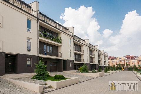 Современный таунхаус в Москве площадью 451 кв.м