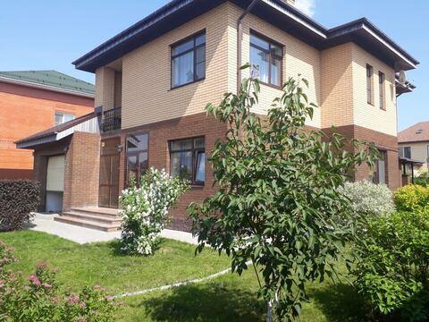 Загородный дом в пос. Южные горки-2, 200кв.м.