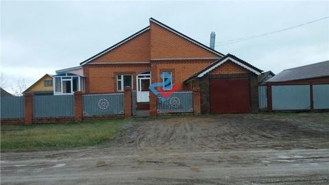 Дом в Илишевском районе с. Верхнеяркеево.
